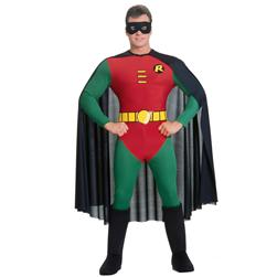 Batman DC Comics Robin  Adult Costume