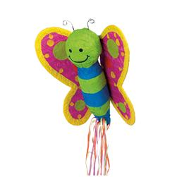 Butterfly Pull String Pinata