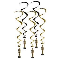 Awards Night Swirls (5 count)