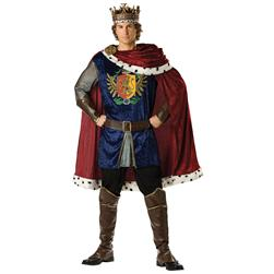 Noble King Adult Costume
