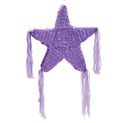 Purple Star 19'' Pinata