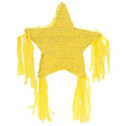 Yellow Star 19'' Pinata