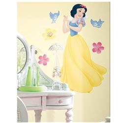 Snow White Giant Peel and Stick Wall Decals