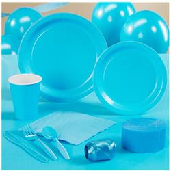 Bermuda Blue (Turquoise) Standard Party Pack