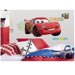 Lightning McQueen Giant Peel and Stick Wall Decals