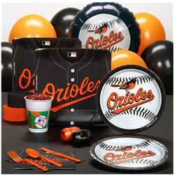 Baltimore Orioles Baseball Standard Pack