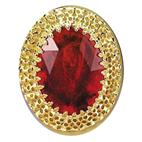 Giant Ruby Ring