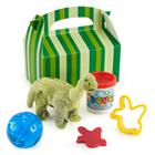 Little Dino 1st Birthday Party Favor Box