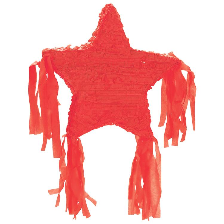 Red Star 19'' Pinata