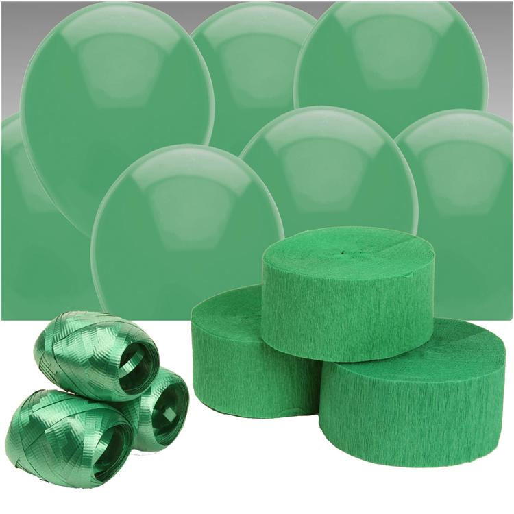 Green Decorating Kit