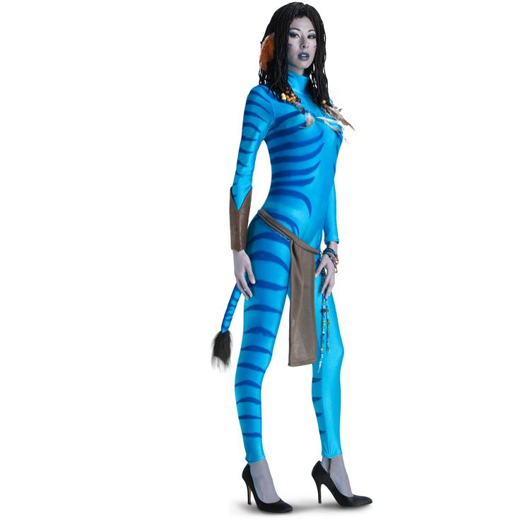 Avatar Movie Sexy Neytiri Adult Costume